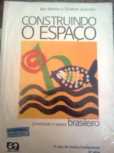 construindo o espaço brasileiro 7 ano igor e elizabeth