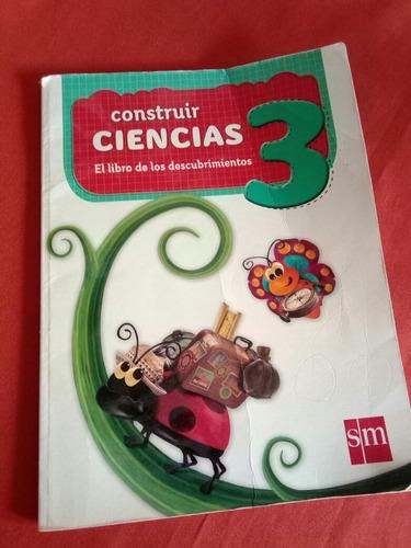 construir ciencias 3 - el libro de los descubrimientos
