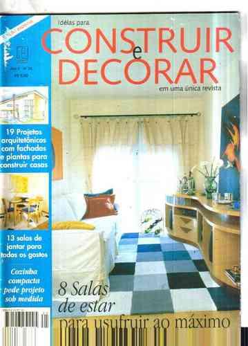 construir e decorar - revista edição especial