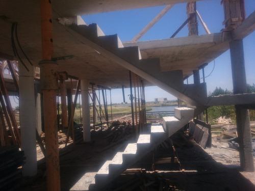 construtor cementista hormigon estructura losa en gral.  m2