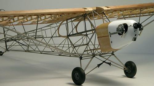 construya su avion piper experimental. dvd completo