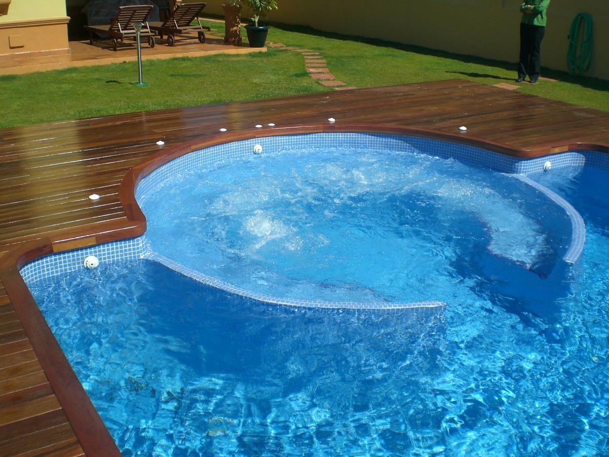Construye tu alberca piscina jacuzzi tina planos y for Fotos de piscinas infinity