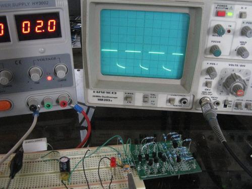 construye tu propio circuito integrado timer 555 educacional