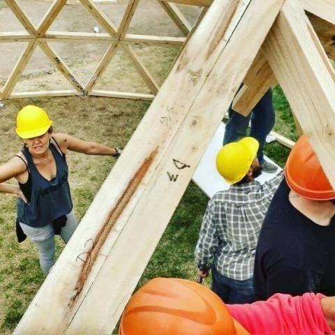 construye tu propio domo