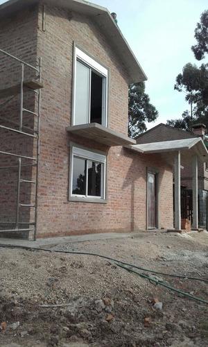 construyo casas  de ladrillo .garantia pos construccion