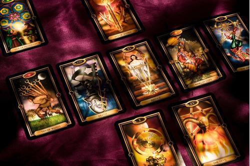 consulta com tarot terapêutico-mandala astrológica completa