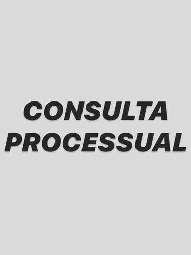 consulta de processo (ação judicial)