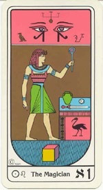 consulta de tarot egipcio