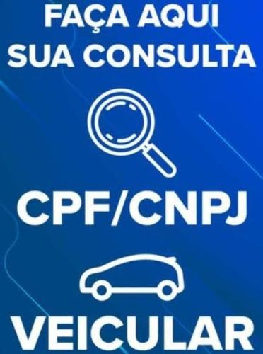 consulta de veículos completo, spc e serasa em cpf e cnpj