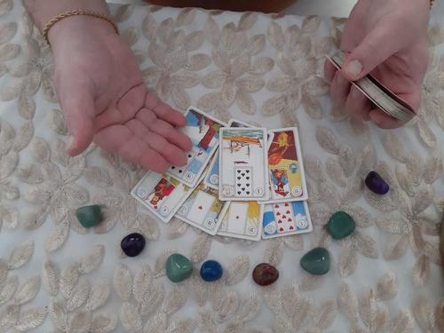 consulta espiritual: cartas ciganas - jogo de buzios