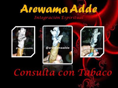 consulta espiritual tabaco santeria espiritismo amarres