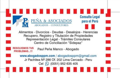 consulta legal gratuita