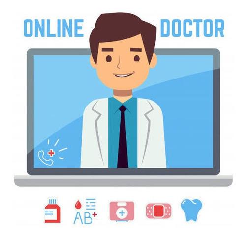 cónsulta médica en línea