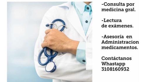 consulta médica virtual telemedicina