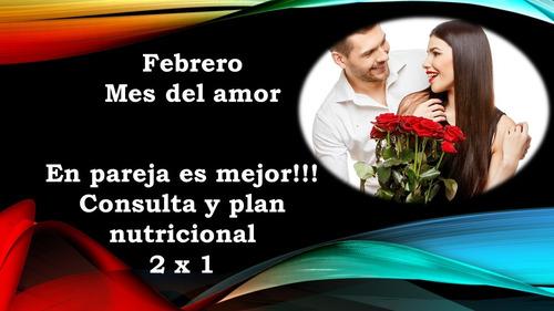 consulta nutricional personalizada
