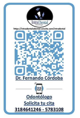 consulta odontologica y medica
