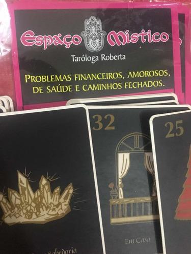 consulta particular com as cartas de maria padilha. tarot