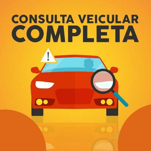 consulta veicular completa - dados roubo/furto/leilão...