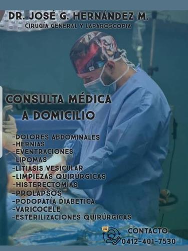 consultas médicas a domicilio