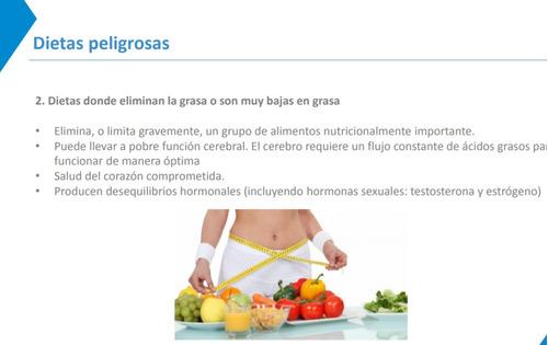 consultora en alimentación inteligente y funcional