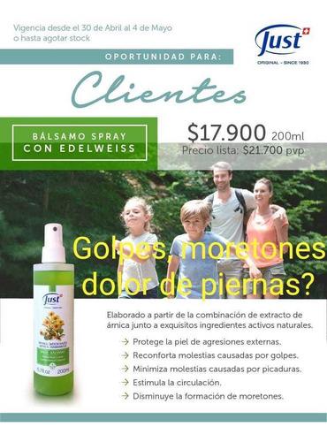 consultora just!!! aromaterapia y bienestar