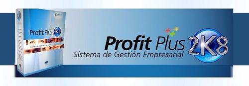 consultores profit plus en todos sus módulos y versiones