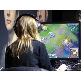 Consultoria De Computadores, Gamers, Notes