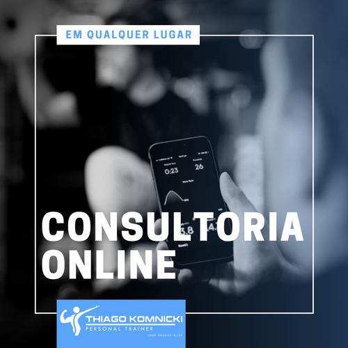 consultoria de treinamento online