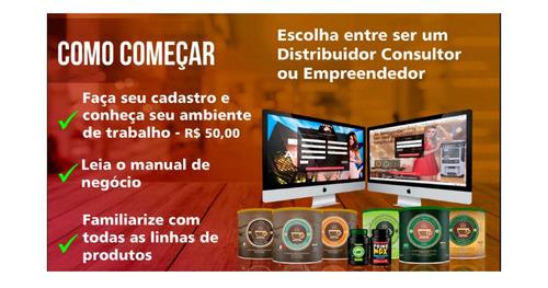 consultoria, distribuição e marketing de produtos prime ivl