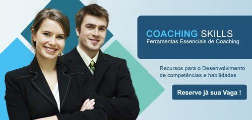 consultoria e curso particular presencial de coaching