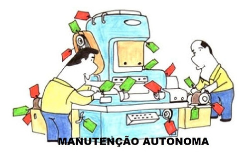consultoria e desenv de rotinas de tpm - manutenção autonoma
