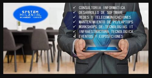 consultoria informatica y soporte tecnologico para empresas
