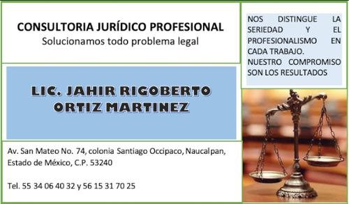 consultoría jurídica ortiz y asociados
