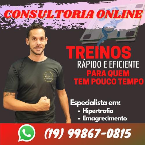 consultoria online - personal trainer