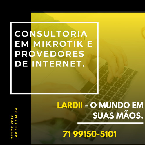 consultoria para provedores de internet
