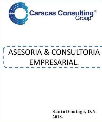 consultoria y asesoría empresarial.