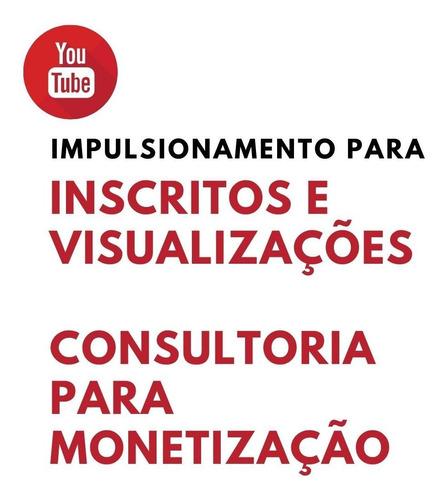 consultoria - youtuber