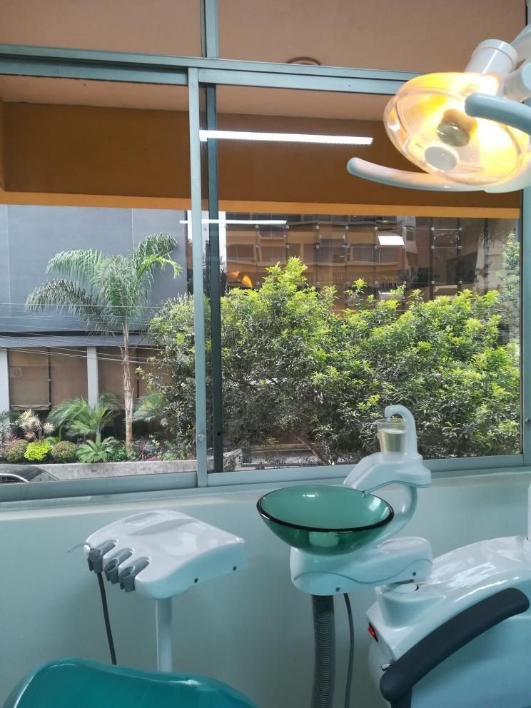 consultorio dental equipado