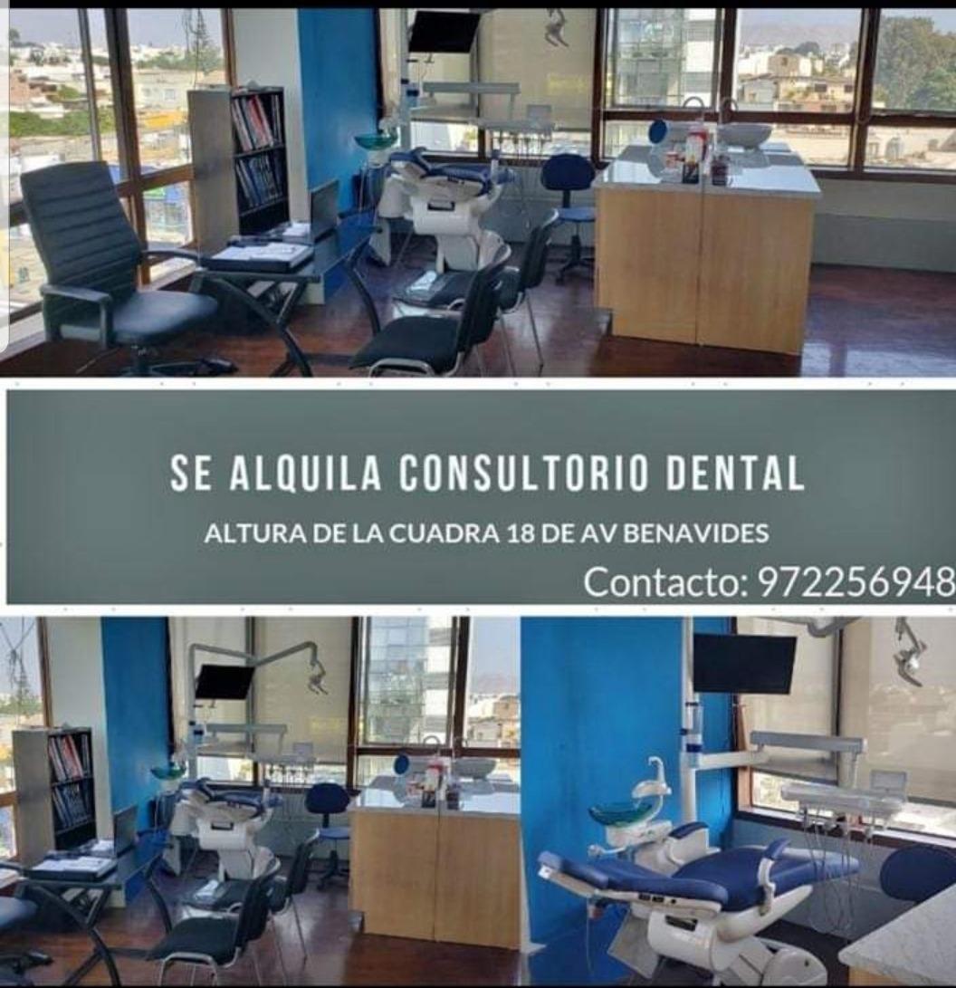 consultorio dental - miraflores