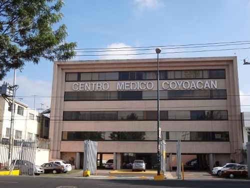 consultorio en renta, ex hacienda coapa.