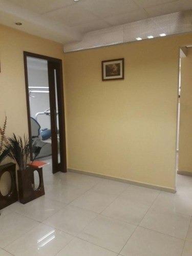 consultorio en venta en hospital lomas,recepción,2 cubículos