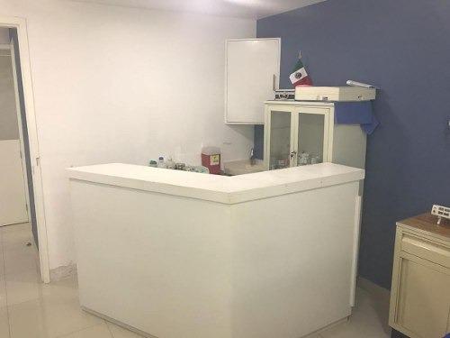 consultorio equipado en renta