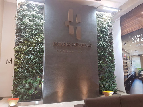 consultorio nuevo. torres medicas angelopolis. de lujo!