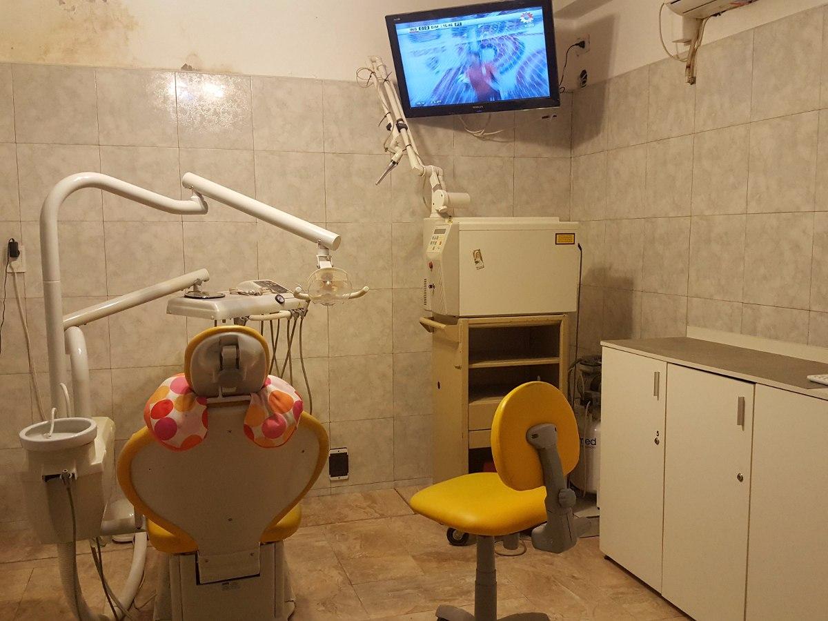 consultorio odontologico con o sin pacientes