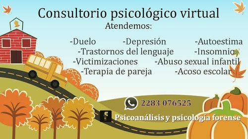 consultorio psicologico