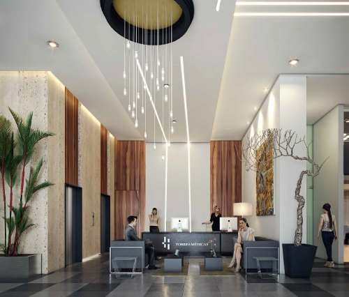 consultorios en pre- venta en la torres medicas de angelopolis 2