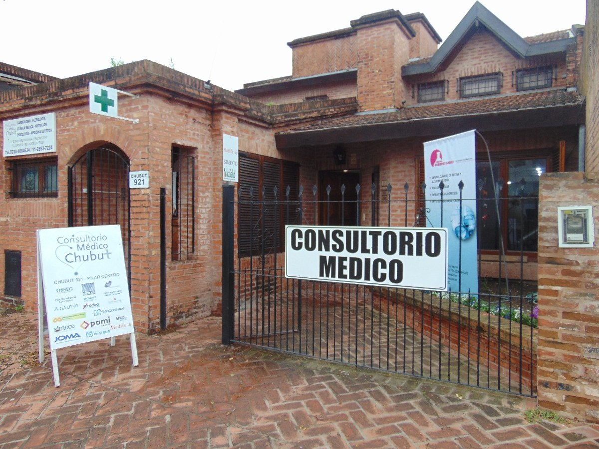 consultorios medicos en alquiler pilar centro
