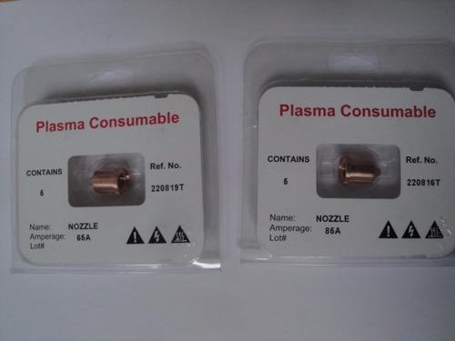 consumibles alternativos para hypertherm powermax65a/85a/105