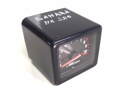 conta giro original novo nx 150/200 e sahara cod: 2328