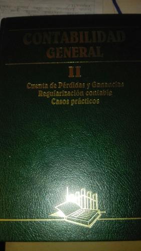 contabilidad general 3 tomos